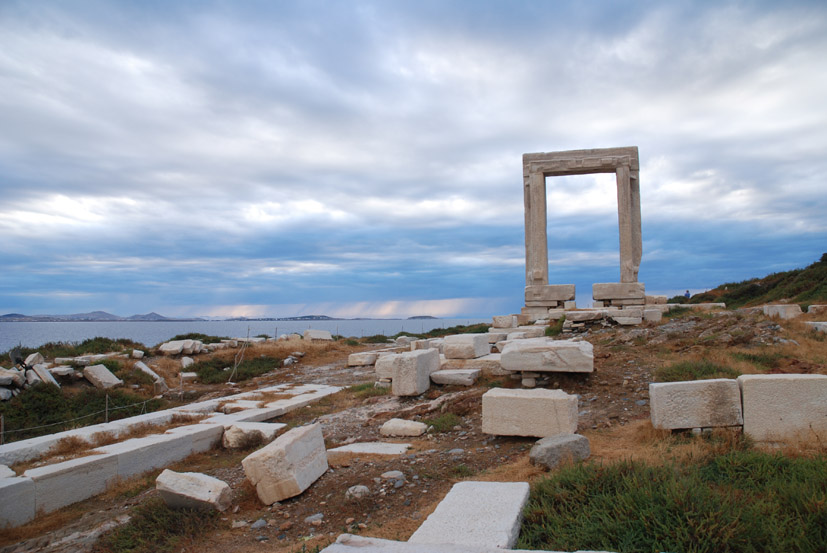 Stargate of Naxos